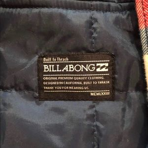Billabong Jackets & Coats - Men's Billabong Sweatshirt/Jacket